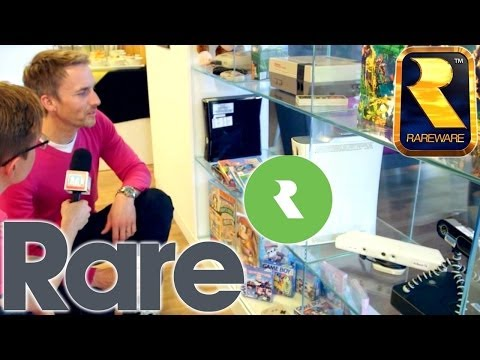 From Rareware to Rare, a Complete History with Creative Director Greg Mayles - YouTube thumbnail