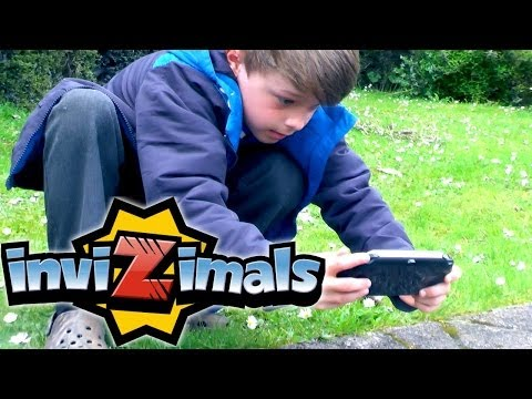 Invizimals Alliance – Family Review - YouTube thumbnail