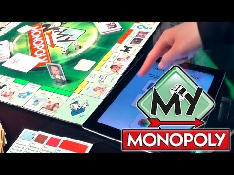 My Monopoly – iPad App Hands On - YouTube thumbnail