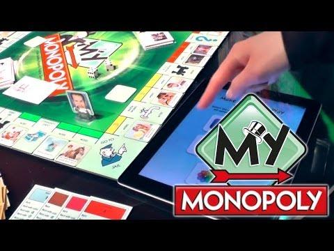 My Monopoly – iPad App Hands On - YouTube thumbnail