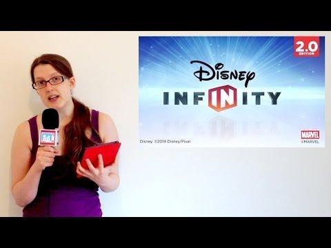 News of the Week (April #2) — Skylanders 4, Disney Infinity Marvel and Minecraft 0.9.0 - YouTube thumbnail