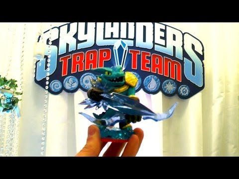 Skylanders Trap Team – Hands On Interview, Full Details & Trap Masters - YouTube thumbnail