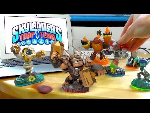 Skylanders Trap Team – Meet Trap Master Wollop - YouTube thumbnail