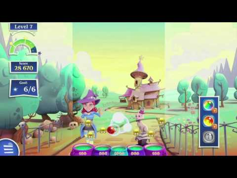 Candy Crush Saga Interview – Bubble Witch Saga 2 Announcement - YouTube thumbnail
