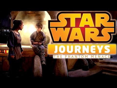 Let's Play Star Wars Journeys #1 First 15 Minutes Podracing - YouTube thumbnail