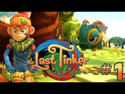 Let's Play The Last Tinker #1 – First 25 Minutes - YouTube thumbnail