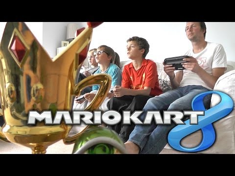 Mario Kart 8 – Family Championships with F1 Commentary - YouTube thumbnail