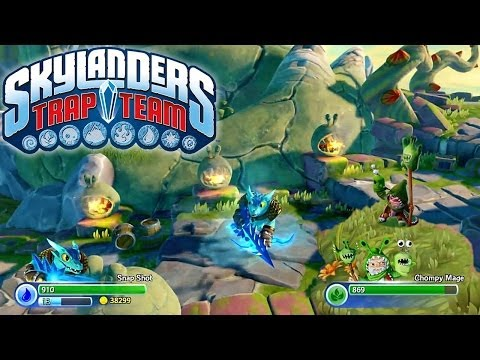 Trap Team What We Know #3 – Undead Trap Master, Game-Play Review - YouTube thumbnail