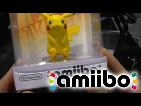 amiibo – Hands-On With Nintendo Figures & Target Packaging - YouTube thumbnail