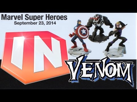 Disney Infinity What We Know #2 – Venom & Spider-Man Confirmed - YouTube thumbnail
