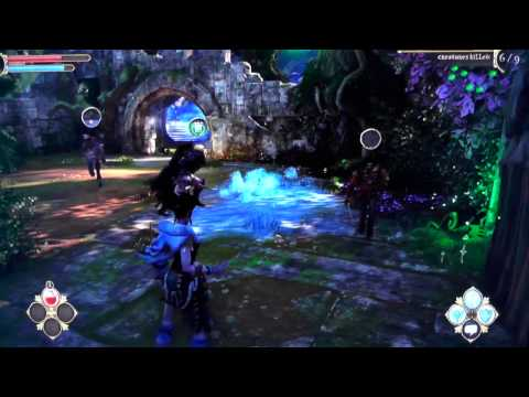 Fable Legends Hands-On Five Player Arena Battles - YouTube thumbnail