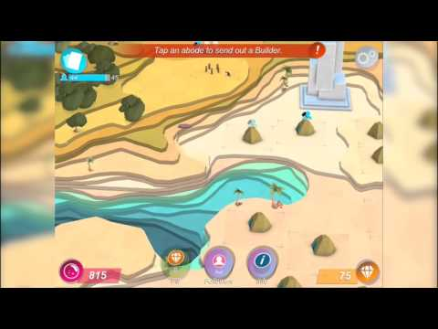 Godus Lands On iOS – iPad/iPhone - YouTube thumbnail