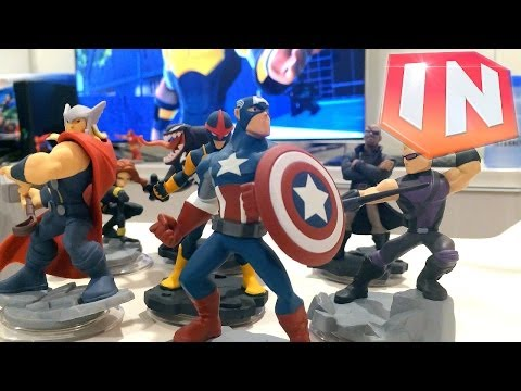 Let's Play Disney Infinity The Avengers #1 – First 15 Minutes - YouTube thumbnail