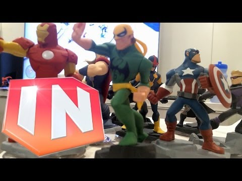 Let's Play Disney Infinity The Avengers #2 – Outfits and Team-Ups - YouTube thumbnail