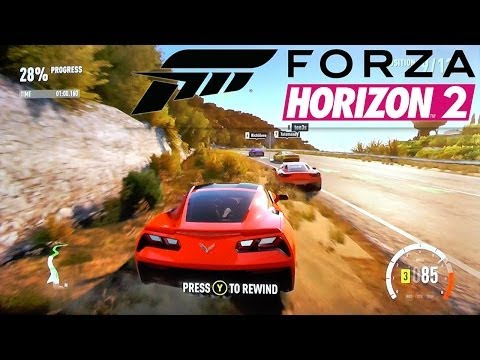 Let's Play Forza Horizon 2 on Xbox One (1 of 2) - YouTube thumbnail