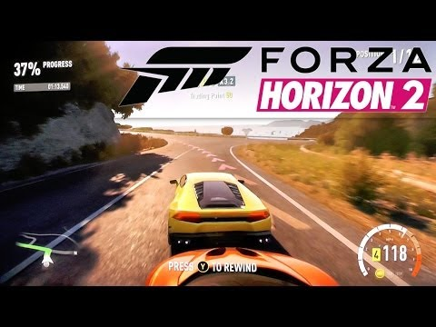 Let's Play Forza Horizon 2 on Xbox One with Dan Greenwalt (2 of 2) - YouTube thumbnail