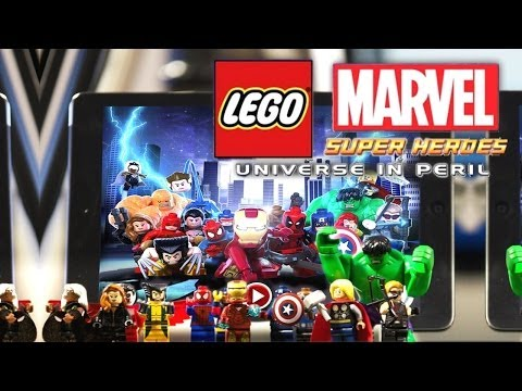 Let's Play – Lego Marvel Super Heroes Universe In Peril – In App Purchases, Characters - YouTube thumbnail