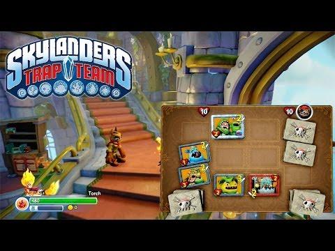 Let's Play Trap Team Hub World, Villain Vault, Persephone & Skystones Smash - YouTube thumbnail