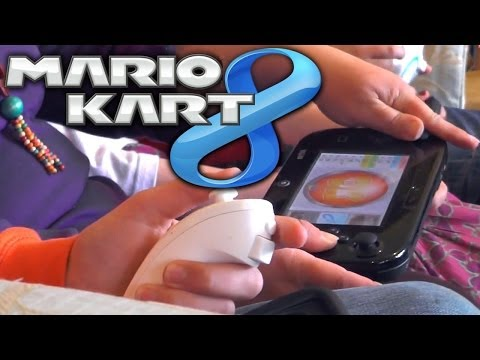 Mario Kart 8 (Round 2 of 4) – Family Championships with F1 Commentary - YouTube thumbnail