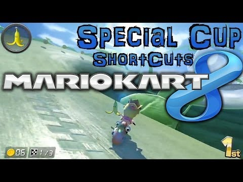 Mario Kart 8 Special Cup Shortcuts & Tips - YouTube thumbnail