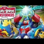 NEW Angry Birds Go! Transformers – Official Reveal - YouTube thumbnail