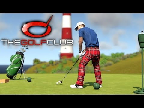 The Golf Club Early Access 0.9 – Steam, PS4, Xbox One - YouTube thumbnail