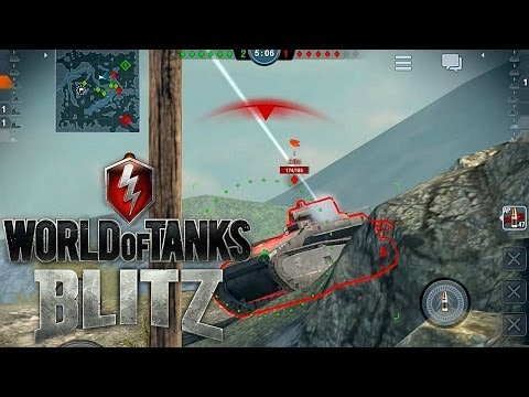 World of Tanks Blitz – Full Game on iOS - YouTube thumbnail