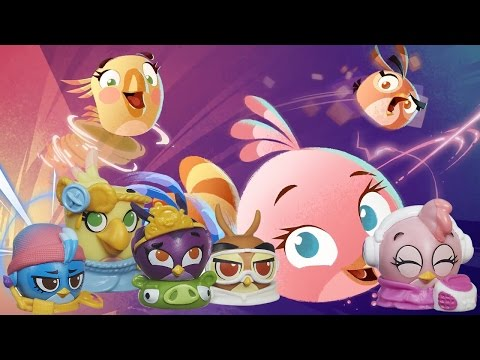 Angry Birds Stella – Trailer Analysis and All Toys Unboxed - YouTube thumbnail