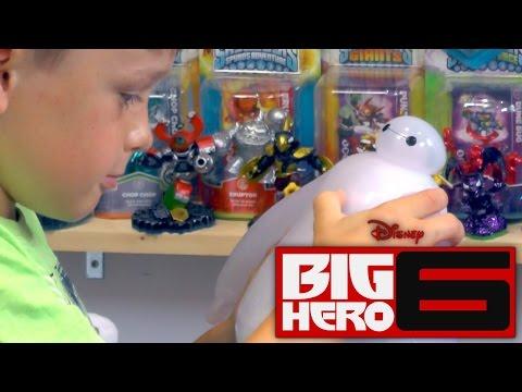 Big Hero 6 Bandai Toys Full Reveal – Projection Baymax (Part 1 of 3) - YouTube thumbnail