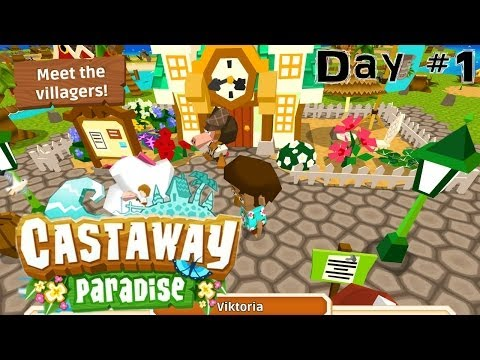 Cataway Paradise iPad Diary Day 1 – Getting Over Animal Crossing - YouTube thumbnail