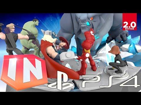 Disney Infinity 2.0 Comic Con Analysis – Guardians, Big Hero 6, Loki, PS4 Special Edition - YouTube thumbnail