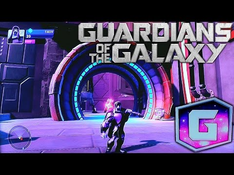 Disney Infinity: Ronan in Guardian of the Galaxy – Fully Upgraded (3 of 6) - YouTube thumbnail