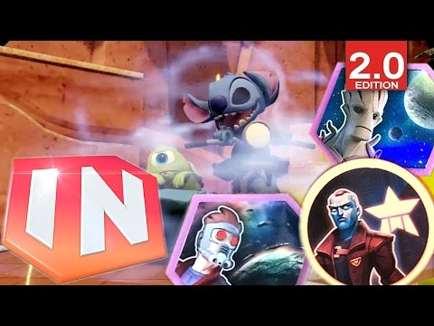Disney Infinity What We Know #3 – Aladdin, Guardians of the Galaxy - YouTube thumbnail