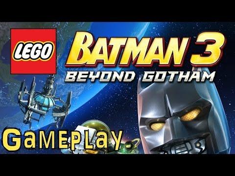 Lego Batman 3: Beyond Gotham (Direct Capture Game-Play 2 of 2) - YouTube thumbnail