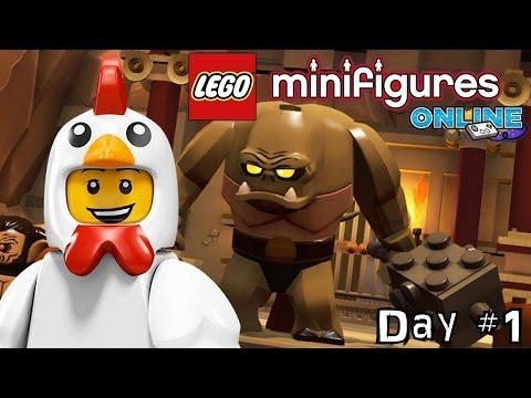 LEGO Minifigures Online Diary #1 – Getting Started, Membership, In App Purchases - YouTube thumbnail