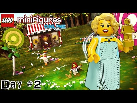 LEGO Minifigures Online Diary #2 – Membership, Pack Opening, Pirate Trials - YouTube thumbnail
