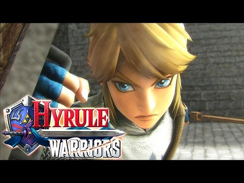 Let's Play 5 Mins Hyrule Warriors Wii U - YouTube thumbnail