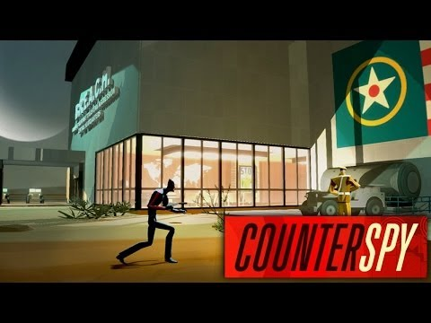 Let's Play Counter Spy on PlayStation 4 & Vita