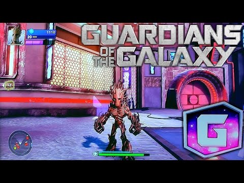 Let's Play Disney Infinity Guardians of the Galaxy – First 30 Minutes (1 of 6) - YouTube thumbnail