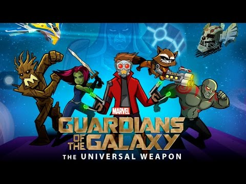 Let's Play Guardians of the Galaxy: The Universal Weapon – First 30 Mins - YouTube thumbnail