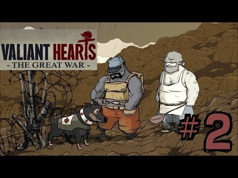 Let's Play Valiant Hearts – The Great War #2 Choking Back The Tears - YouTube thumbnail