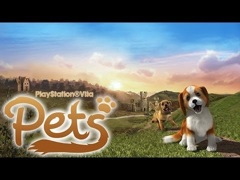 PlayStation Vita Pets Family Review - YouTube thumbnail
