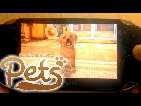 PlayStation Vita Pets – Let's Play 01 - YouTube thumbnail