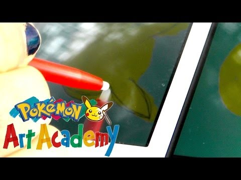 Pokemon Art Academy Family Review – Trophy Explanation - YouTube thumbnail