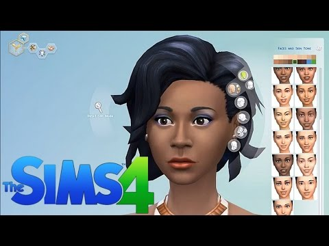 The Sims 4 Create A Sim Traits, Attributes, Genetics - YouTube thumbnail