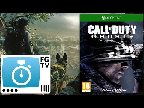 2 Minute Guide: Call of Duty Ghosts - YouTube thumbnail