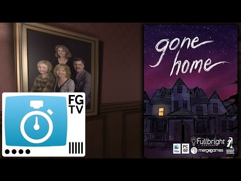 2 Minute Guide: Gone Home on PC/Mac - YouTube thumbnail