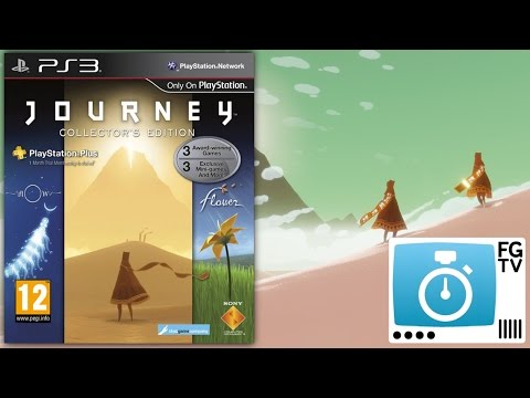 2 Minute Guide: Journey PS3, PS4, Vita - YouTube thumbnail