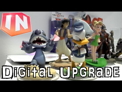 Disney Infinity 2.0 Interview – Senior Producer Talks Digital Upgrade Path, iPad Tablet Version - YouTube thumbnail