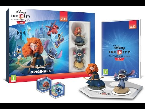 Disney Infinity 2.0 Toy Box Combo Pack – Beymax, New Toy Box Adventures - YouTube thumbnail